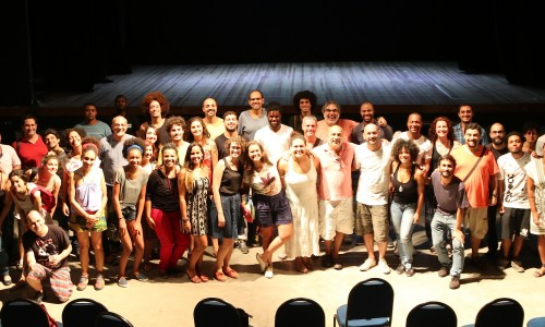 Equipe do Observatório de Favelas - Crédito: Francisco Valdean