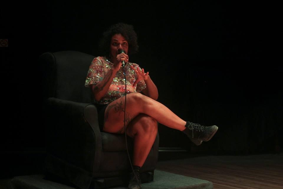 Taisa Machado na 2° edição do Mulheres Protagonistas