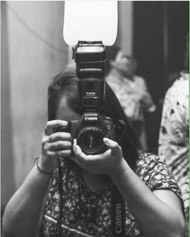 Talita Nascimento - Moradora da Penha Circular - Fotógrafa e cineasta